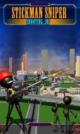 Stickman Sniper Shooting 3D 1.2 screenshot 41258