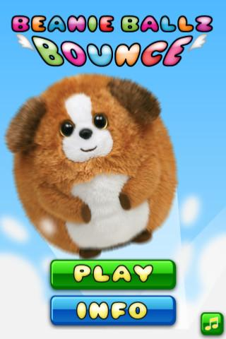 Beanie Ballz Bounce - screenshot