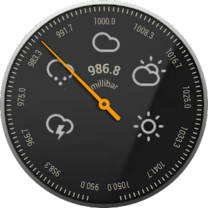 Barometer amp Altimeter Android Apps On Google Play