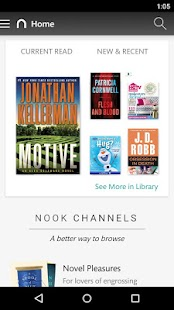 NOOK: Read eBooks & Magazines - screenshot thumbnail