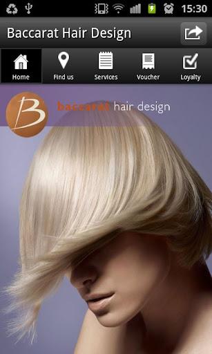 Baccarat Hair Design