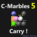C-Marbles 5 [carry] icon