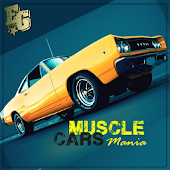 Muscle Cars Racing Mania 2015