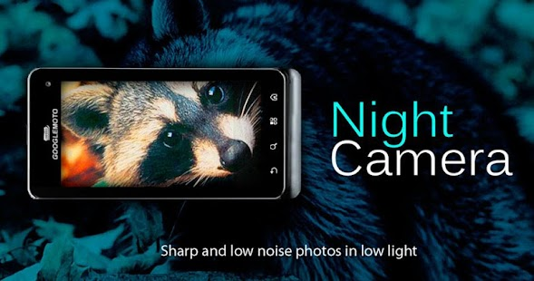 Night Camera- screenshot thumbnail