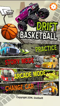 Drift Basketball 1.0 screenshot 45008