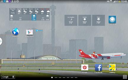 YoWindow Free Weather Screenshot 30