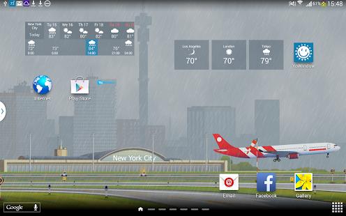 Precise Weather YoWindow Screenshot 24