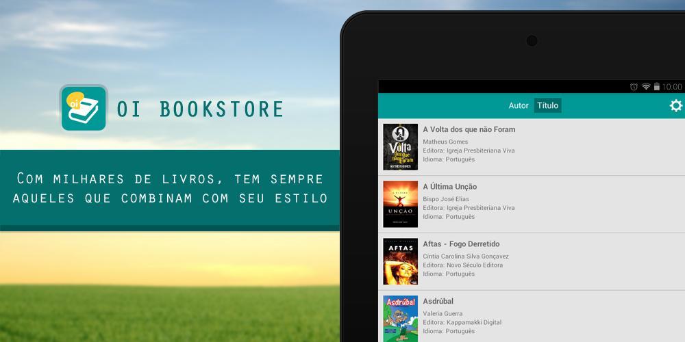 Oi Bookstore - screenshot