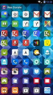 iNex Full - Icons - screenshot thumbnail