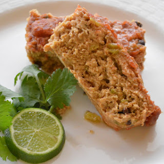 Mexican Turkey Meatloaf