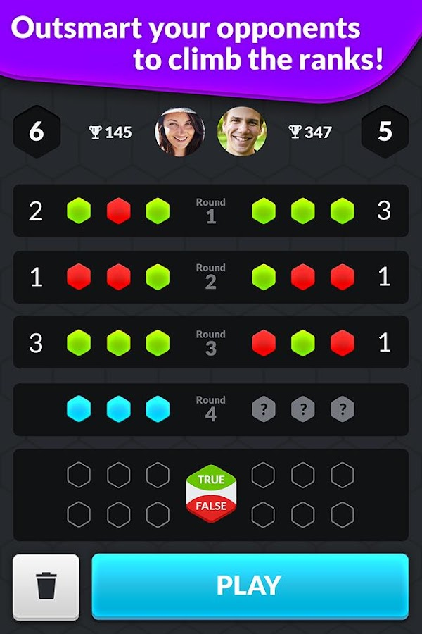 True or False: Quiz Battle- screenshot