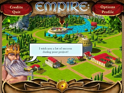 Tales of Rome Match 3 (engl) - screenshot thumbnail