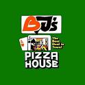 BJ's Pizza logo