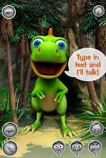 Talky Don The Dinosaur FREE