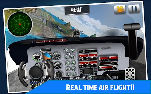 空中飞行模拟器,飞机飞