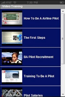 How To Become A Airline Pilot. - screenshot thumbnail