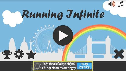 Running Infinite