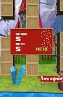 Screenshot of Floppy Bird 3D