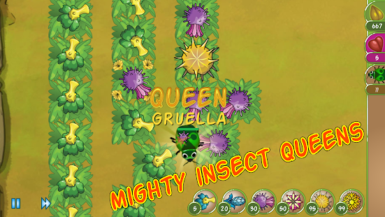 Bug Rush Free - screenshot thumbnail