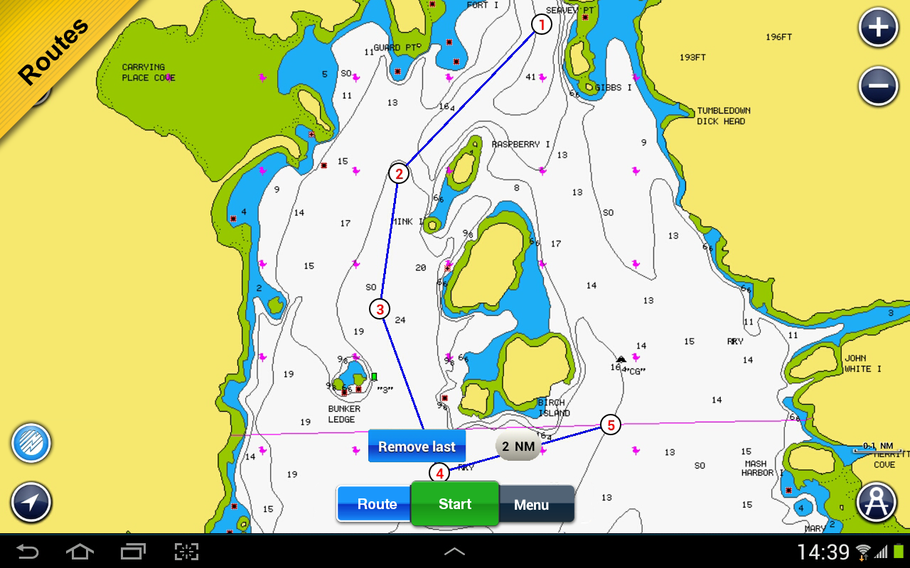 Boating USA HD - screenshot