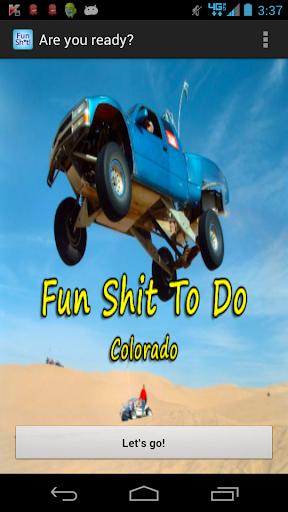 Fun Shit To Do