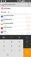 Screenshot of My Currency Pro - Converter