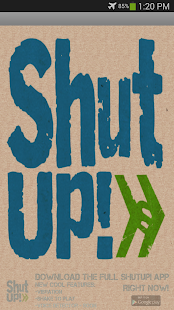 玩免費娛樂APP|下載ShutUp! App (Smosh) Free app不用錢|硬是要APP