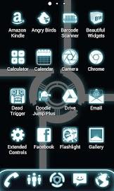 ADW Theme Glow Legacy Pro Screenshot 3