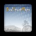 Dual Sport Maps logo
