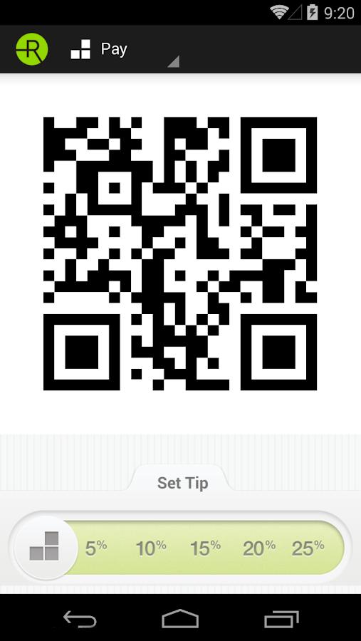 Radius Pay - screenshot