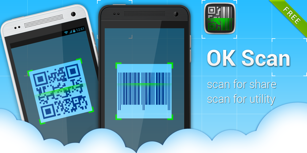 OK Scan(QR&Barcode)- screenshot