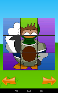 MyBaby: My puzzle for kids- screenshot thumbnail