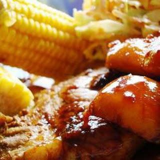Pork Chops with Apple Recipe