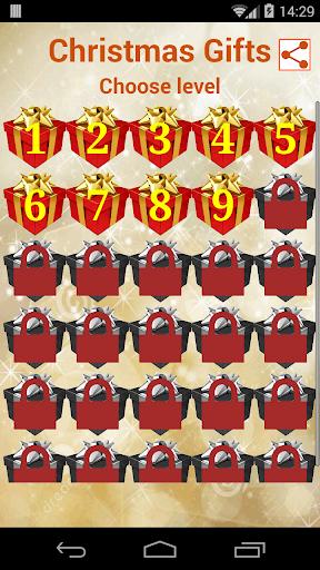 Santa Gifts free game