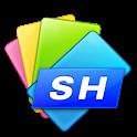 SH SHOW logo