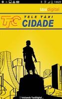 Screenshot of Tele Táxi Cidade TaxiDigital