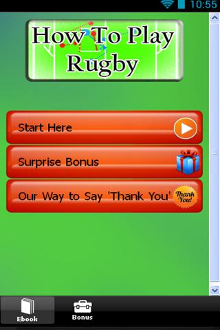 How To Play Rugby