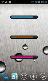 Battery bar uccw skin Screenshot 2