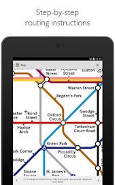Tube Map London Underground Screenshot 23