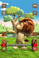 Screenshot of Talking Lion Free