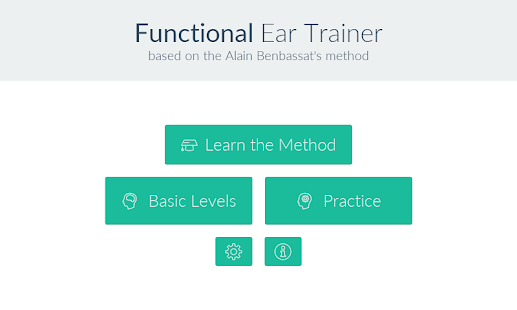 Functional Ear Trainer- screenshot thumbnail