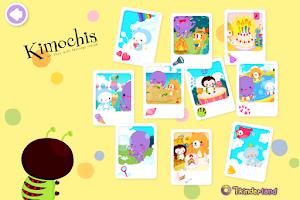 Screenshot of Kimochis Feel Book - 인터랙션 북