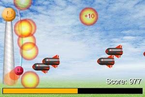 Screenshot of Papi Defense