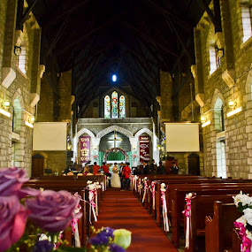 St. Michael by Papin Michael - Buildings & Architecture Places of Worship ( church, sandakan, st michael,  )