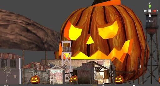 Dia de Muertos Halloween Game