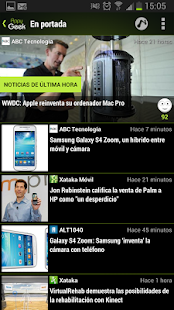 Appy Geek (español) - screenshot thumbnail