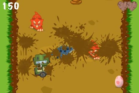 Dino Dodger- screenshot thumbnail