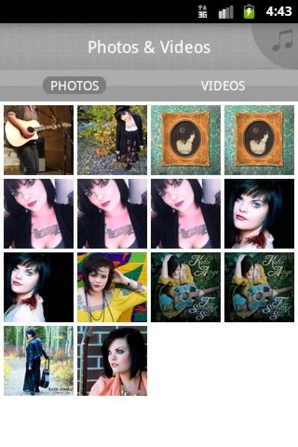 Katie Ainge- screenshot