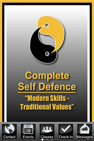 Complete Self Defence