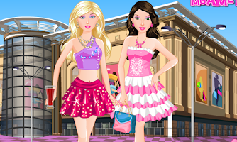 Screenshot of Twin Princess Makeover
